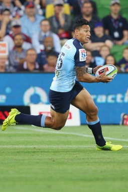 Super Rugby Rd 5 - Rebels v Waratahs