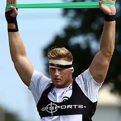 The Cell C Sharks Pre Season training for the 2016 Super Rugby Season